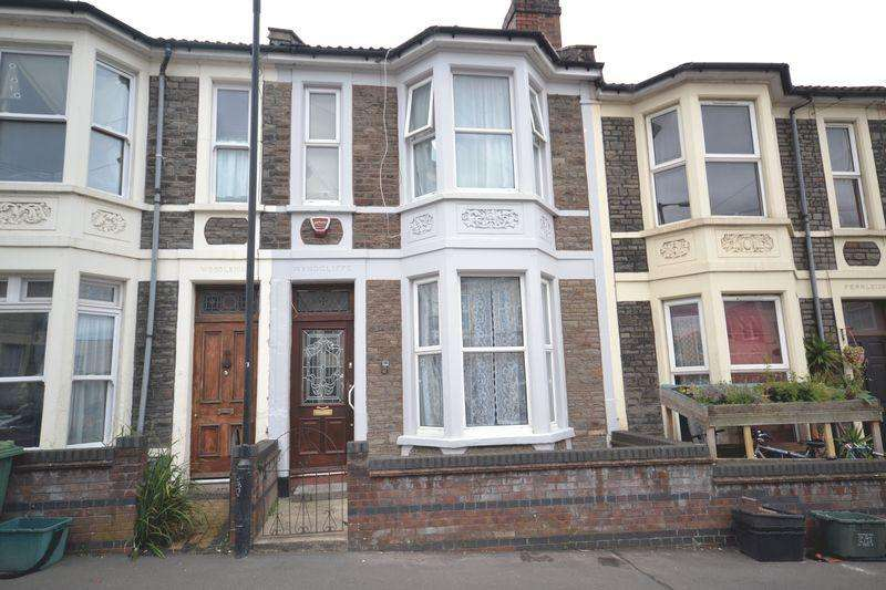 3 Bedrooms Terraced House for sale in Clare Road, Easton, Bristol