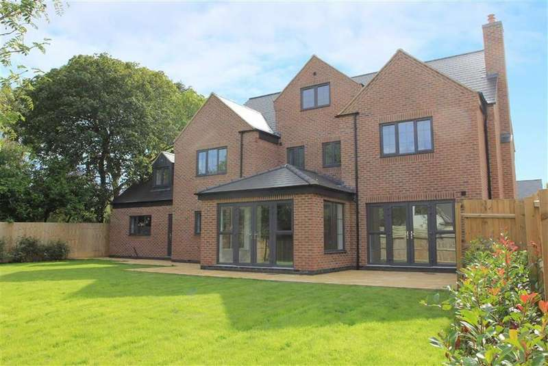 7 Bedrooms Detached House for sale in Uppingham Road, Evington, Leicester