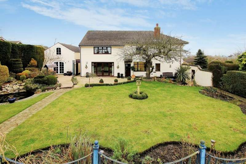 5 Bedrooms Detached House for sale in Ashby Road, Moira