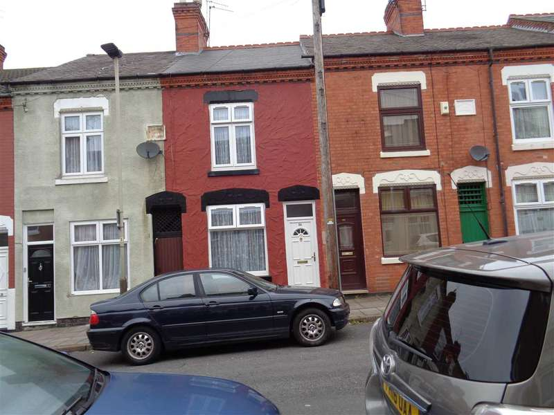 4 Bedrooms Terraced House for sale in Frederick Road, LEICESTER
