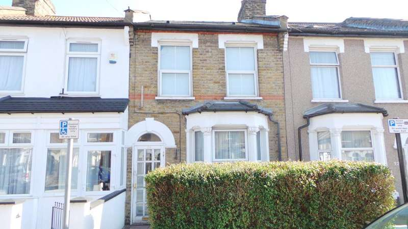 2 Bedrooms Terraced House for sale in Haselbury Road, Edmonton, London, N18