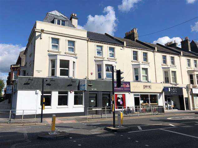 Property for sale in 195 - 201 Church Road, Hove