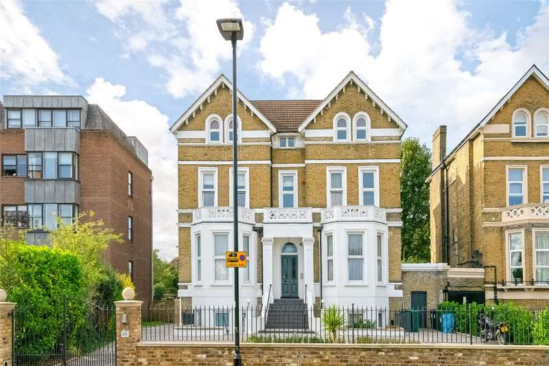 2 Bedrooms Flat for sale in Bolton Road, Chiswick, London, W4