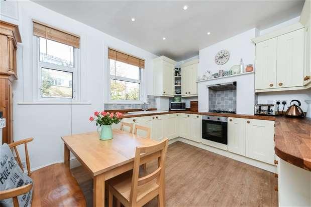 2 Bedrooms Maisonette Flat for sale in Devonshire Road, Forest Hill