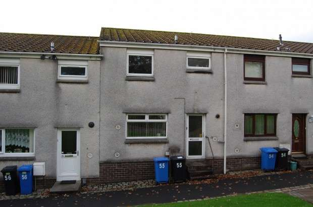 3 Bedrooms Terraced House for sale in Hamilton Drive, Erskine, PA8