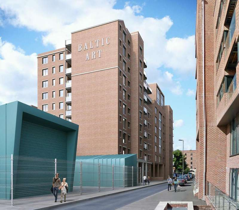 2 Bedrooms Apartment Flat for sale in ART Apartments, Tabley Street, Kings Dock, Liverpool, Merseyside, L1