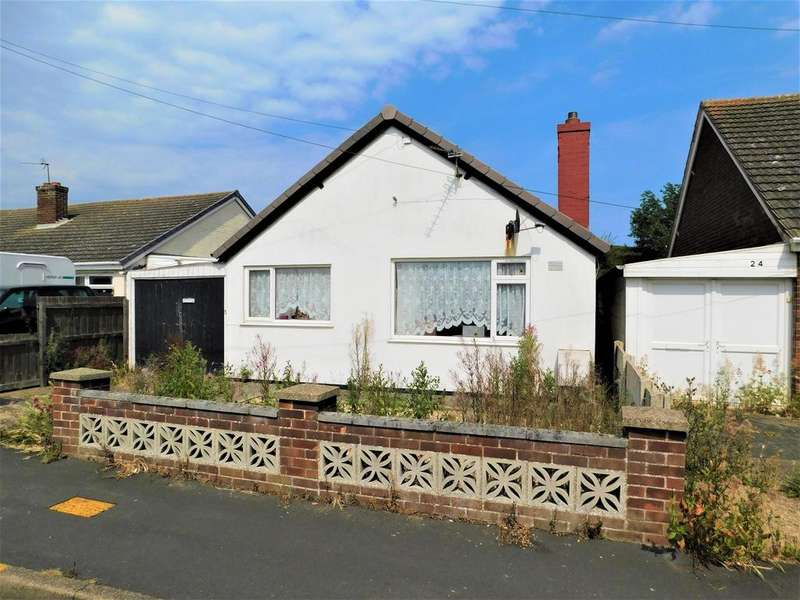 2 Bedrooms Detached Bungalow for sale in Cambridge Road North, Mablethorpe, LN12 1QR
