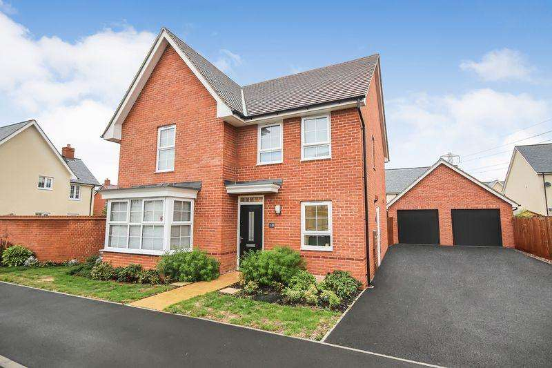 4 Bedrooms Detached House for sale in The Jumps, Marston Moretaine