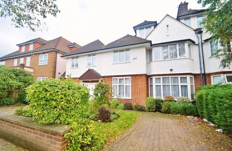 8 Bedrooms Semi Detached House for sale in THE RIDGEWAY, LONDON, NW11