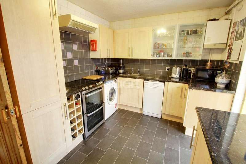 2 Bedrooms Terraced House for sale in Manor Drive, Anstey Heights, Leicester