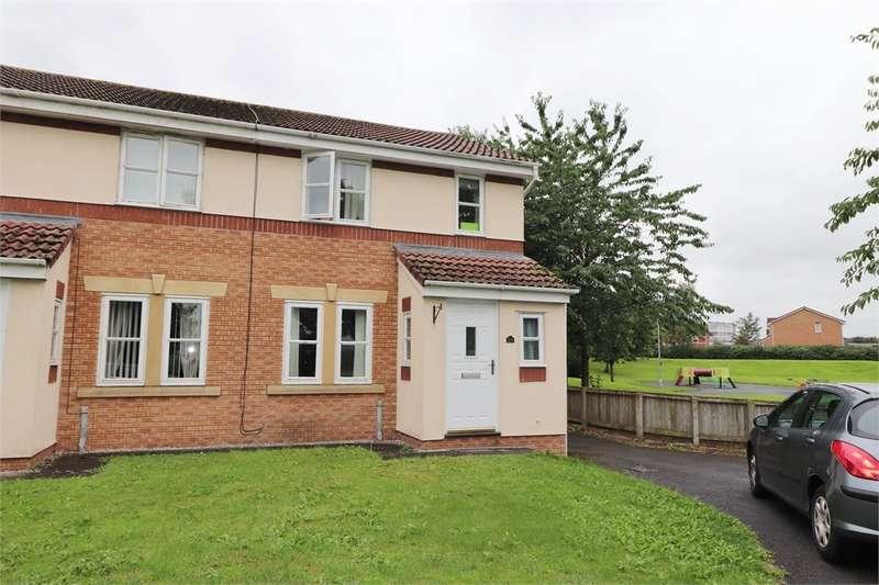3 Bedrooms Semi Detached House for sale in CA1 3TN Leywell Drive, Carlton Grange, Carlisle, Cumbria