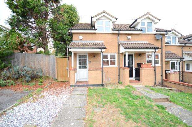 1 Bedroom End Of Terrace House for sale in Notton Way, Lower Earley, Reading