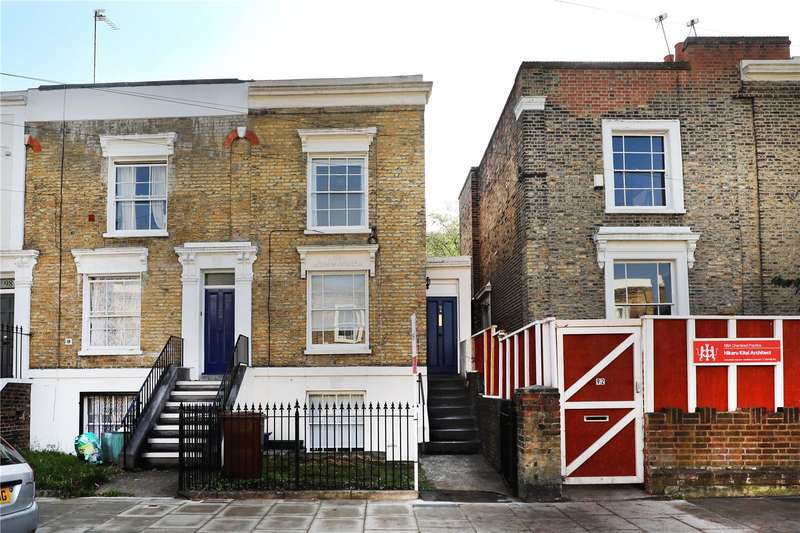 3 Bedrooms House for sale in Albion Drive, Hackney, E8