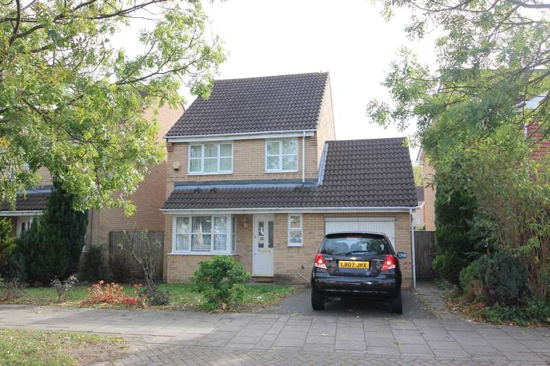 3 Bedrooms Detached House for sale in Warepoint Drive, Thamesmead West, SE28 0HL