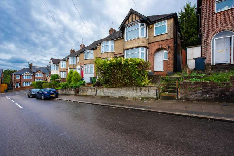 5 Bedrooms End Of Terrace House for sale in Baker Street, Luton
