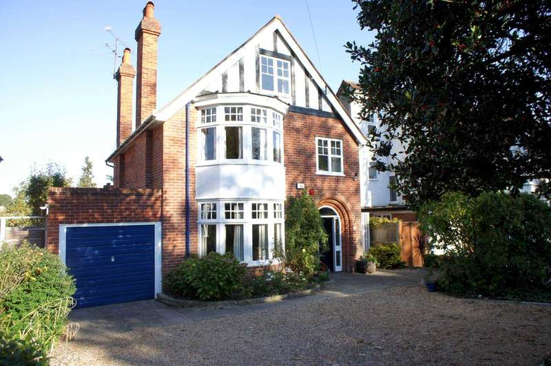 5 Bedrooms Detached House for sale in Kidmore Road, Caversham Heights