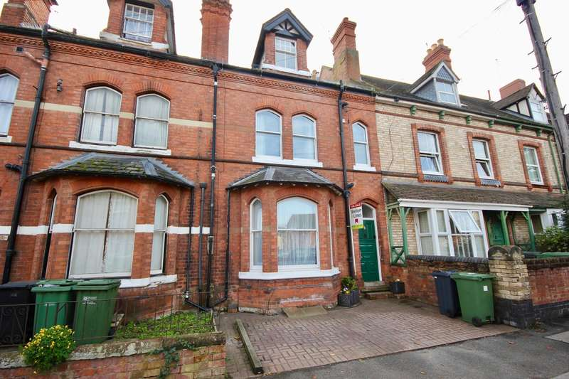 4 Bedrooms Terraced House for sale in Arboretum Road, Worcester, WR1