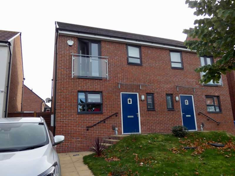 3 Bedrooms Semi Detached House for sale in Harrison Street, Salford, Greater Manchester, M7
