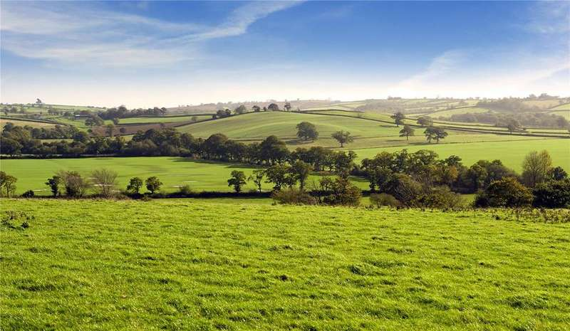 Land Commercial for sale in Lot 2 - Shobrooke Farm, Morchard Road, Crediton, Devon, EX17