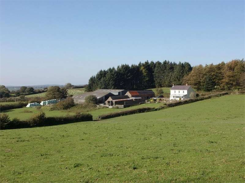 5 Bedrooms Farm Commercial for sale in Gorsfraith, Blaenffos, Boncath, Pembrokeshire