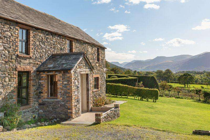 3 Bedrooms Detached House for sale in Bassenthwaite, Keswick