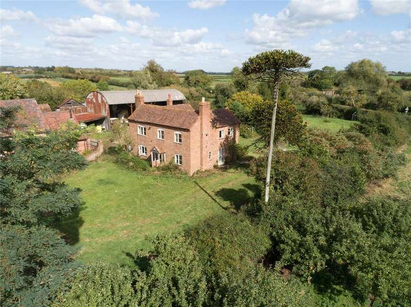 4 Bedrooms Detached House for sale in Uckinghall, Tewkesbury, Worcestershire