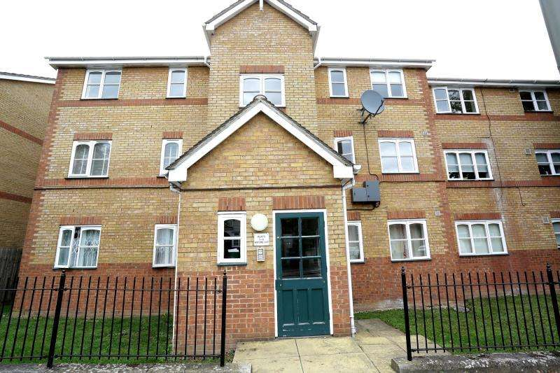2 Bedrooms Flat for sale in Somerton Road, Cricklewood , London