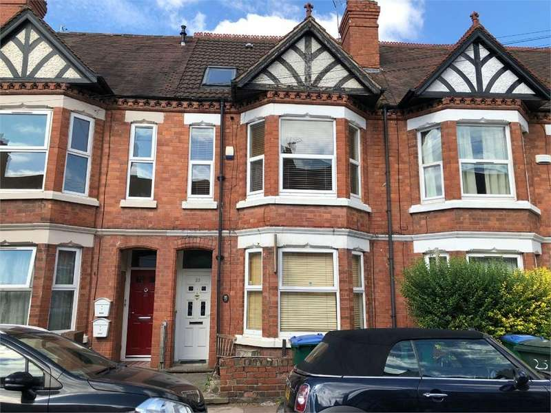 8 Bedrooms Terraced House for sale in King Richard Street, Stoke, COVENTRY, West Midlands