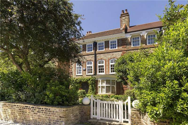7 Bedrooms Terraced House for sale in Chelsea Park Gardens, Chelsea, London, SW3