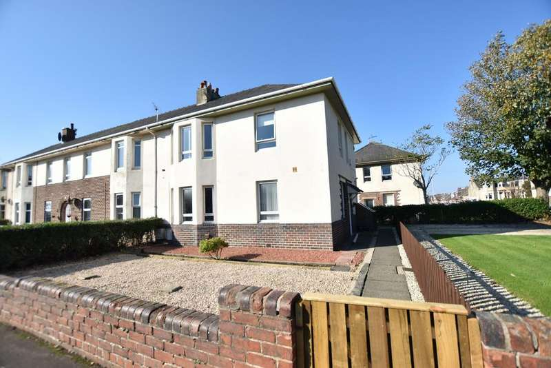 2 Bedrooms Ground Flat for sale in 2 White Street, Ayr, KA8 9BW