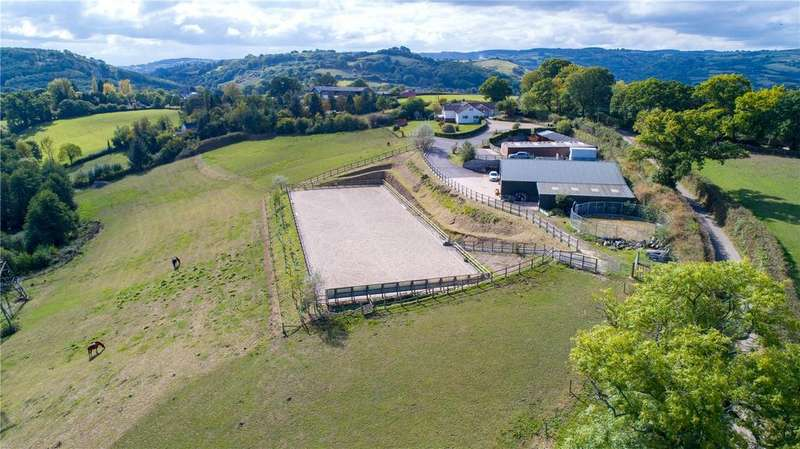5 Bedrooms Equestrian Facility Character Property for sale in Doddiscombsleigh, Exeter, EX6