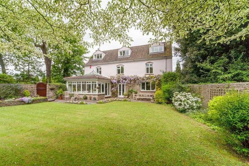 5 Bedrooms Detached House for sale in Over Lane, Bristol