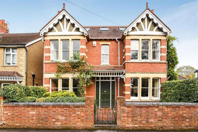 5 Bedrooms Detached House for sale in Latimer Road, Headington, Oxford
