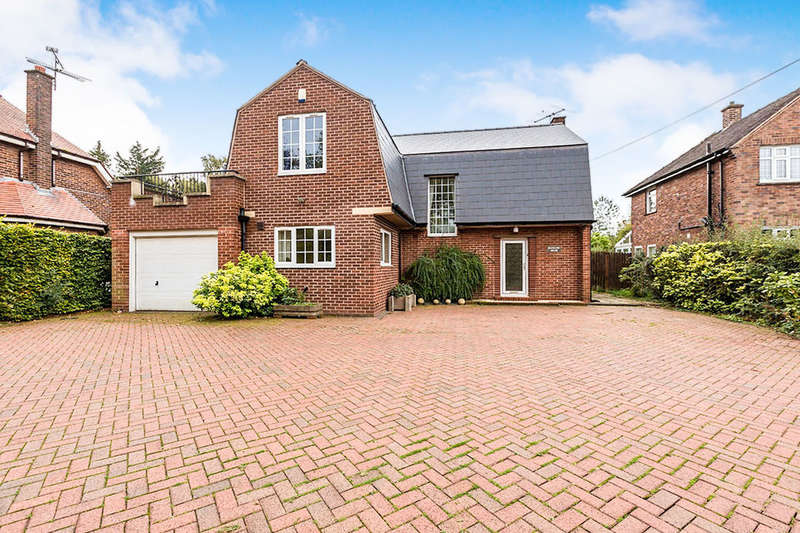 4 Bedrooms Detached House for sale in Moss Lane, Leyland, PR25