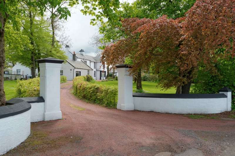 3 Bedrooms End Of Terrace House for sale in Lairfad Farm Millwell Road, by Auldhouse, South Lanarkshire, G75 9DP