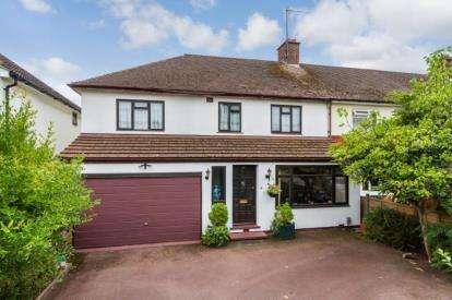 5 Bedrooms Semi Detached House for sale in Cambridge, Cambridgeshire