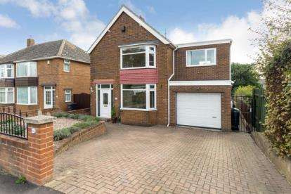 3 Bedrooms Detached House for sale in Orgreave Lane, Sheffield, South Yorkshire