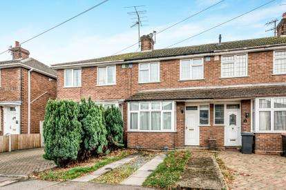 3 Bedrooms Terraced House for sale in Acacia Road, Bedford, Bedfordshire