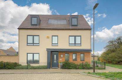 5 Bedrooms Detached House for sale in Blyton Lane, Tattenhoe Park, Milton Keynes