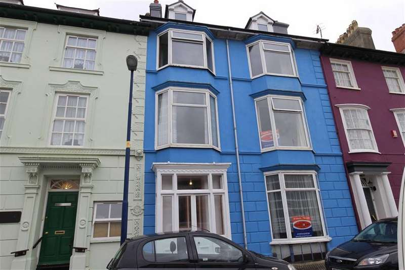 8 Bedrooms Terraced House for sale in Great Darkgate Street, Aberystwyth