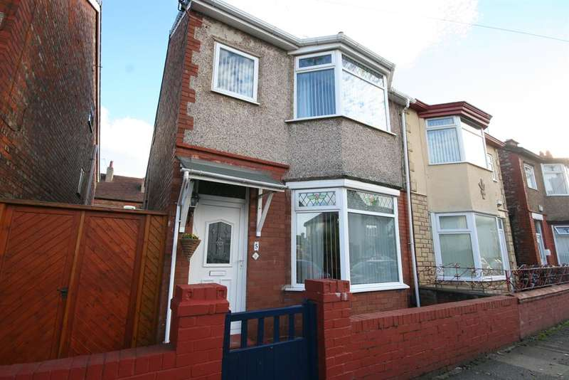 3 Bedrooms Semi Detached House for sale in Daresbury Road, Wallasey, CH44 5RG