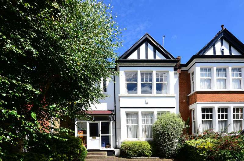 5 Bedrooms House for sale in Windsor Road, Finchley Central, N3
