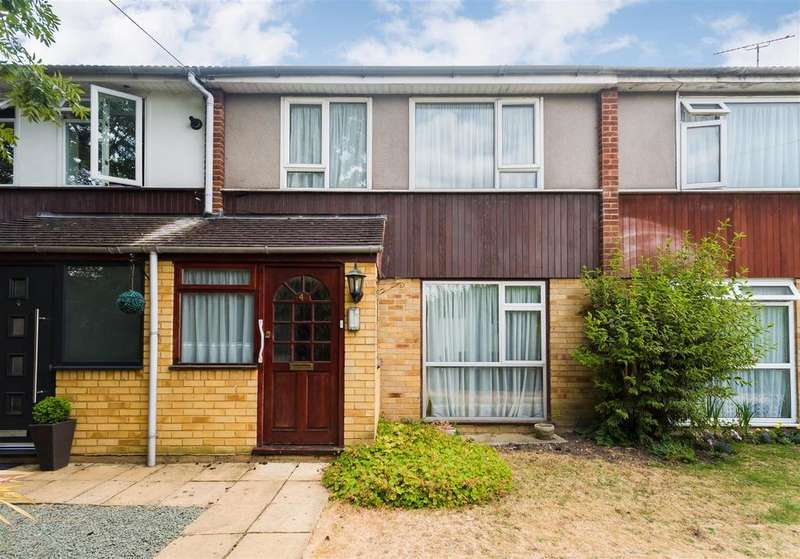 3 Bedrooms Terraced House for sale in Robinhood Close, Cippenham