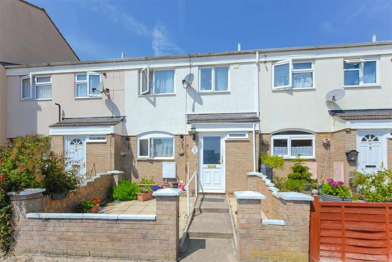 3 Bedrooms Terraced House for sale in Newchurch Road, Slough