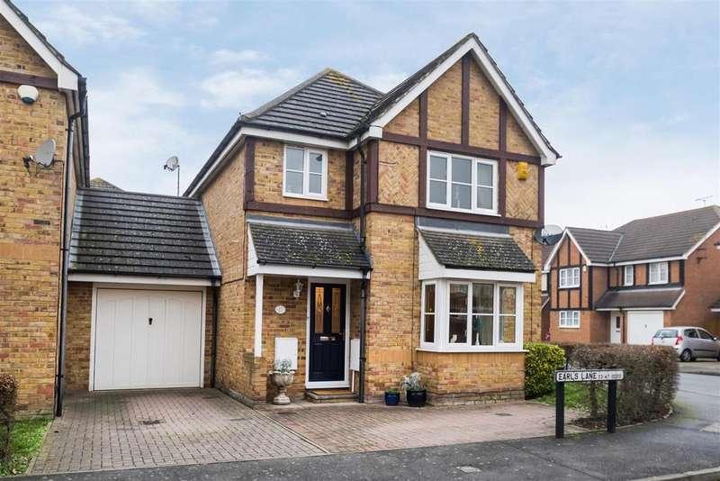 3 Bedrooms Detached House for sale in Earls Lane, Cippenham