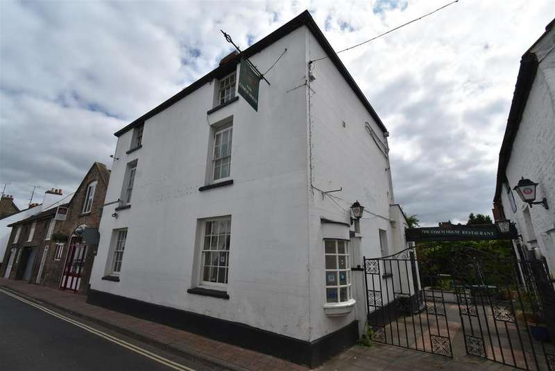 4 Bedrooms Town House for sale in St. John Street, Monmouth