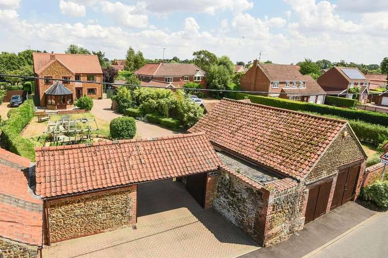 5 Bedrooms Detached House for sale in South Wootton