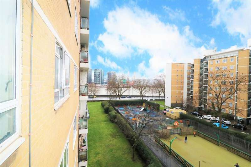 2 Bedrooms Apartment Flat for sale in Keats House, Churchill Gardens, London, SW1V