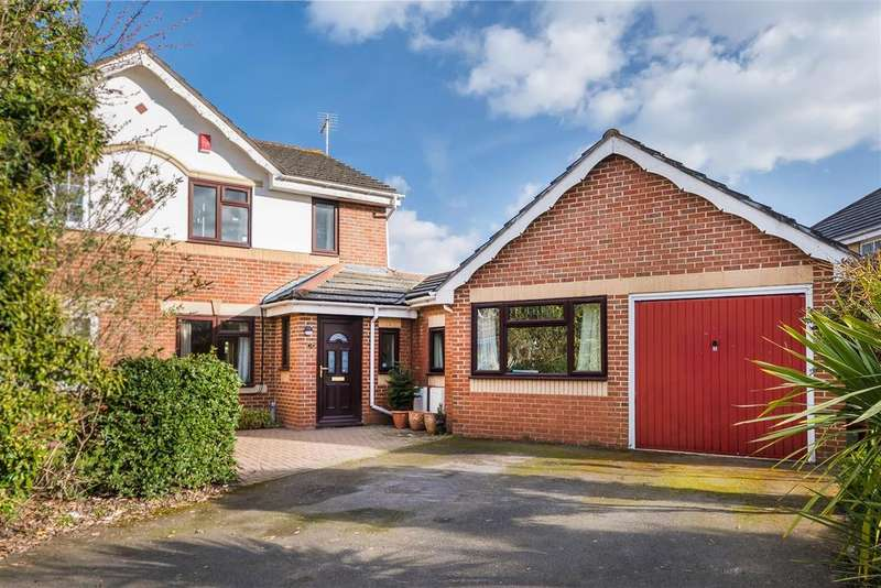 3 Bedrooms Semi Detached House for sale in Gervaise Close, Cippenham