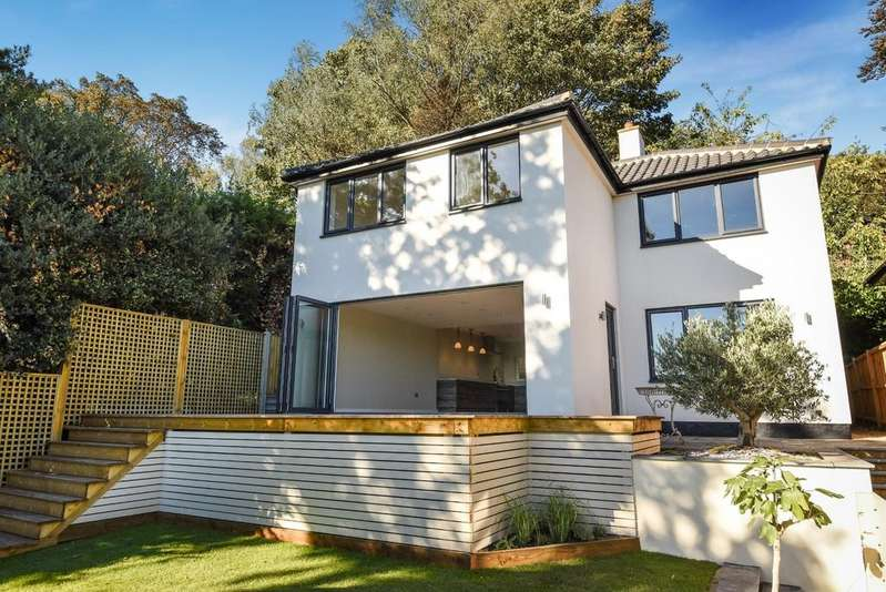 4 Bedrooms Detached House for sale in Cotman Road, Norwich